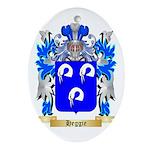 Heggie Ornament (Oval)