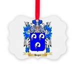 Heger Picture Ornament