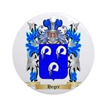Heger Ornament (Round)