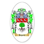 Hegarty Sticker (Oval 50 pk)