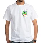 Heffron White T-Shirt