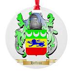 Heffron Round Ornament