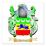 Heffron Square Car Magnet 3
