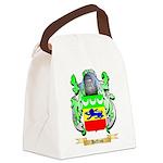 Heffron Canvas Lunch Bag