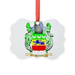 Heffron Picture Ornament