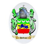Heffron Ornament (Oval)