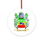 Heffron Ornament (Round)