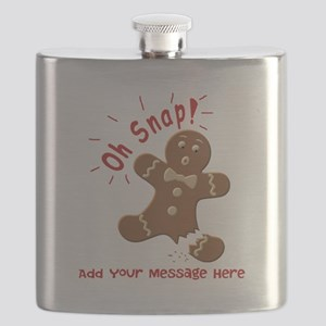 Oh Snap Flask