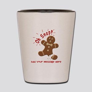 Oh Snap Shot Glass