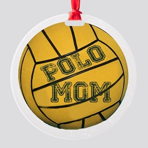 Polo Mom Ornament