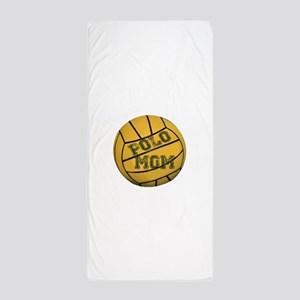 Polo Mom Beach Towel