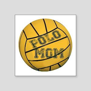 Polo Mom Sticker