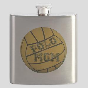 Polo Mom Flask