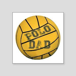 Polo Dad Sticker