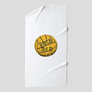Polo Dad Beach Towel
