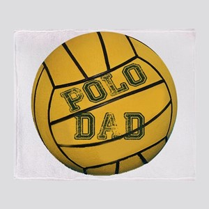 Polo Dad Throw Blanket