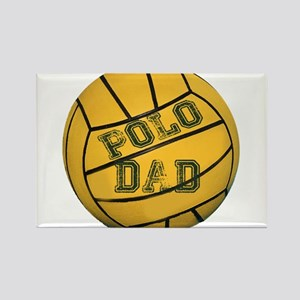 Polo Dad Magnets