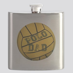 Polo Dad Flask