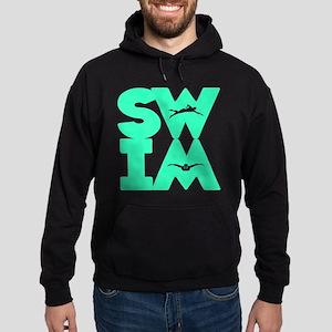 SWIM BLOCK Hoodie (dark)
