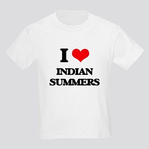 I Love Indian Summers T-Shirt