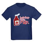Ketchup to the Max Kids Dark T-Shirt