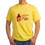 Ketchup to the Max Yellow T-Shirt