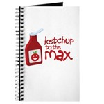Ketchup To The Max Journal
