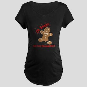 Oh Snap! Maternity T-Shirt