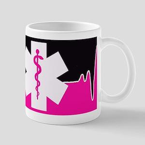 Pink Emergency Medical Mugs