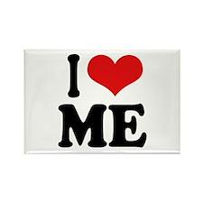 I Love Me Rectangle Magnet