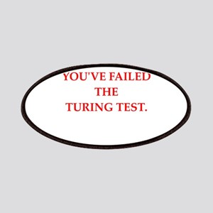 turing test Patches