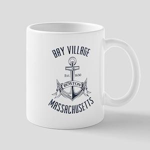 Bay Village, Boston MA Mug
