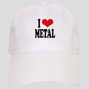 I Love Metal Cap
