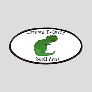 T-Rex - Licensed To Carry Small Arms Patches