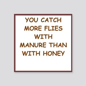 manure Sticker