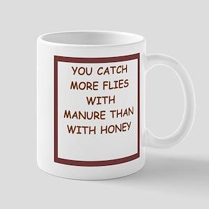 manure Mugs