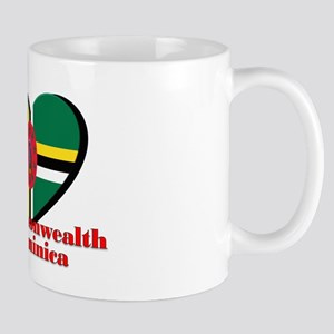 I love Commonwealth D Mug