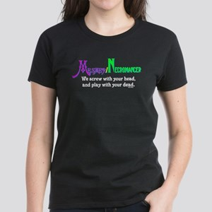 Mesmer/Necromancer Women's Dark T-Shirt
