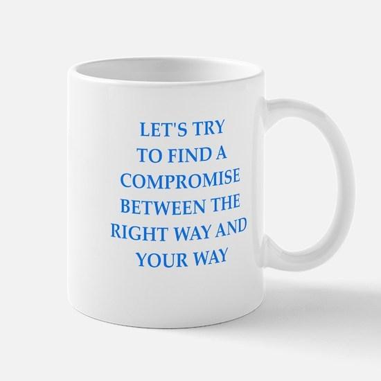 right way Mugs