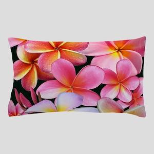Pink Plumerias Pillow Case