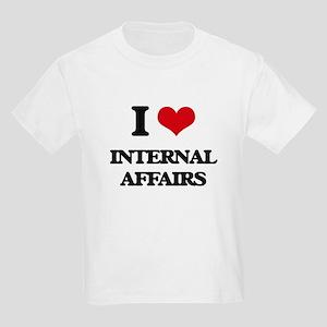 I Love Internal Affairs T-Shirt