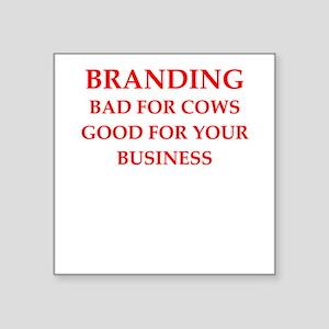branding Sticker
