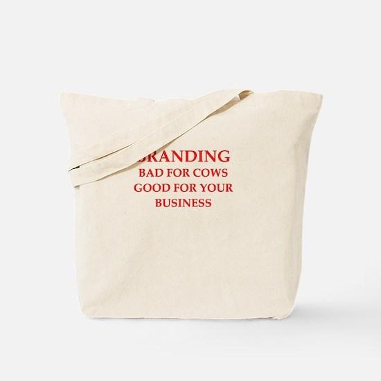 branding Tote Bag
