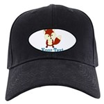 Personalizable Red Fox Baseball Hat
