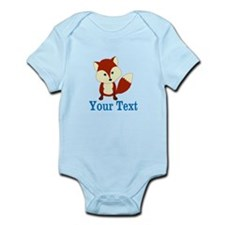 Personalizable Red Fox Body Suit