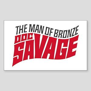 Doc Savage Sticker