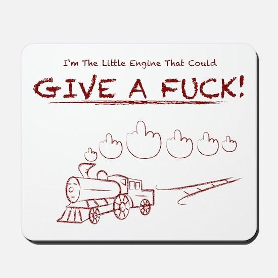 Little Engine Mousepad