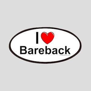 Bareback Patches