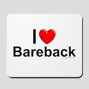 Bareback Mousepad