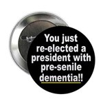 Dementia Anti-Bush Button (10 pk)